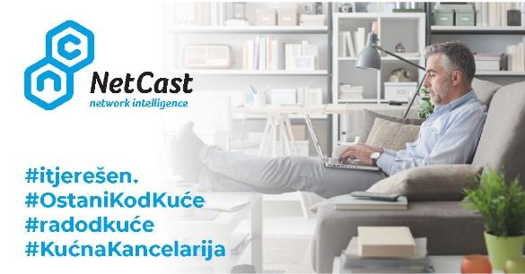 NetCast platforma za daljinsko upravljanje i monitoring rada računara